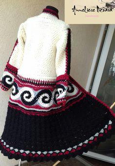 wool coat-original design