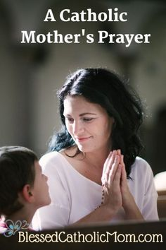 This Catholic Mother's Prayer is a way to call on God, lay out your trials and requests to God, and acknowledge Him. May we as mothers always seek out God. Enjoy this Catholic Prayer for Mothers. #MothersPrayer #Prayer #Mom #Mother #CatholicMom #CatholicPrayer Catholic Prayer Book, Catholic Marriage, Catholic Prayers, The Good Catholic, Prayer For Mothers, Deeper Life, Finding God, Feeling Stressed, Best Mother