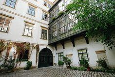 Innenhof in Wien...