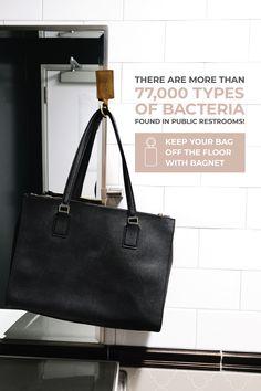 Different Not Less Autism Puzzle Pieces Purse Bag Hanger Holder Hook