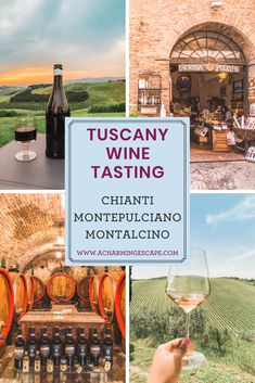 Tuscany Wine Tasting - Tuscany: In Search of the Best Italian Wine Sorrento Italy, Tuscany Italy, Italy Italy, Naples Italy, Italy Trip, Italy Vacation, Italy Travel Tips, Europe Travel Guide, Travel Guides