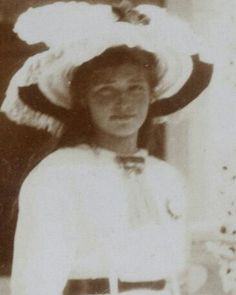 A close up of the beautiful Grand duchess Maria Nikolaevna during the white flower festival in Livadia 1912. #otma #romanovs #russianroylaty #imperialrussia #romanov #grandduchess #grandduchessmaria #marianikolaevna #mariaromanov #thelittlepair #houseofromanov #russianhistory #russianempire #romanovdynasty #romanovfamily #whiteflowerfestival #1912 #livadia by otmaplusalexei