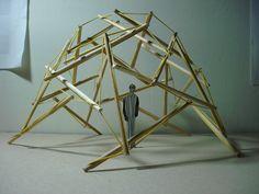 Tensegrity Dome | Felipe Molina Vasquez
