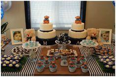 Teddy bear birthday party #Bear #KidsParty