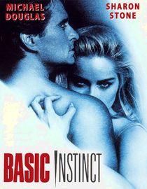 """Basic Instinct"", erotic thriller film by Paul Verhoeven (USA, 1992)"