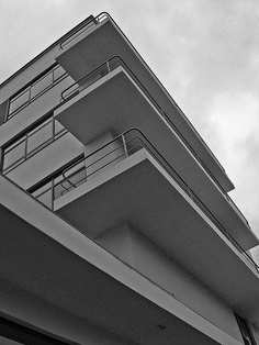 Bauhaus apartments