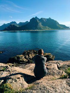 Lofoten, Norway Lofoten, Norway, Landscapes, Mountains, Nature, Travel, Blogging, Paisajes, Scenery