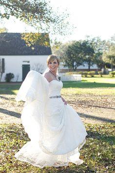 Amy's Acadian Village Bridals