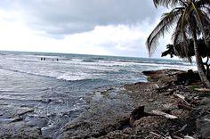 Caribbean side