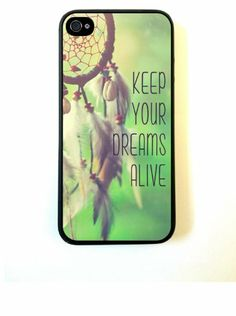 cool For iPhone 5 Case - ThinShell Protective Case for iPhone 5 Case Keep Your Dreams Alive