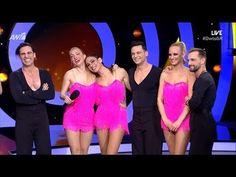 DWTS 6: 9ο Live - Ομάδες των τριών Team 3: Μαρία Κορινθίου, Βαγγέλης και Μιχάλης Σεΐτης {23/3/2018} - YouTube Dancing With The Stars, Dance, Youtube, Fashion, Dancing, Moda, Fashion Styles, Fasion, Ballroom Dancing