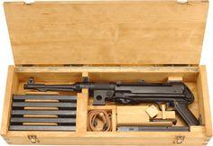Ww2 Weapons, Military Weapons, Battle Rifle, Submachine Gun, Fire Powers, Cool Guns, Guns And Ammo, Military History, Shotgun