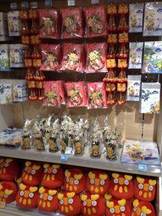 Pokemon Photos from Tokyo - Darumaka Pokemon Japanese New Year stuff at Pokemon Center Tokyo