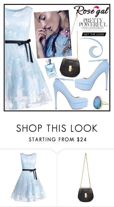 """Rosegal Contest"" by tlb0318 on Polyvore featuring Chloé and Fraiche"