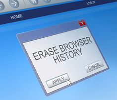 There are certain things you just don't want to leave trace behind of. Here's how to select a topic and delete its history from Chrome and Firefox. Clear Web, Cyber Safety, Parental Control, Web Browser, Male Face, To Tell, Prison, Chrome, How To Apply
