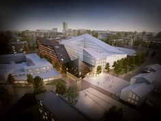 Gallery of OOPEAA Wins Multi-functional Church and Social Housing Proposal in Helsinki - 6