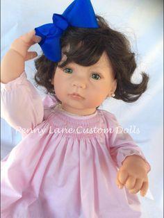 OOAK Custom Lee Middleton Doll