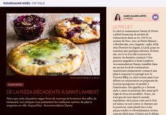 À emporter: de la pizza décadente à Saint-Lambert - La Presse+ Cannoli, Pizzeria, Saint, Restaurants, Eggs, Breakfast, Food, Meat Pizza, Smoking Meat