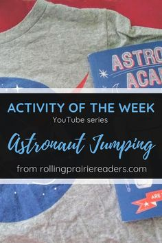 This week's activity comes from our Space Body Family Activity Guide. Practice counting down from ten and jumping with two feet like an astronaut! Space Activities For Kids, Fun Activities, Preschool At Home, Toddler Preschool, Learning Through Play, Fun Learning, Resource Room, Parent Resources, Science Projects