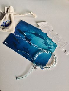 Finally got my bracelet🌊 It not only helped the ocean but dolphins as well❤️ Get yours and make a contribution 4 Oceans, Save Our Oceans, Save Mother Earth, Save Our Earth, Sea Turtle Bracelet, Ocean Projects, Clean Ocean, Things To Buy, Stuff To Buy