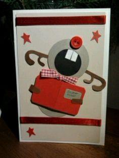 Postal Navideña - Christmas card                                                                                                                                                                                 Más