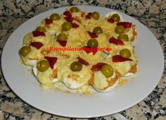 Receta hecha, probada y escrita por Blog Recopilatorio de recetas Thermomix  Tere y Merchy.       Ingredientes:     Cocer huevos: ...