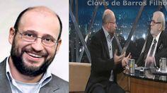 vide☯teca - PARTE 1 - Clóvis de Barros Filho no Jô - Melhor entrevista de todos os t...