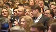 """Путин впечатлен игрой Хабенского в """"Маленьком принце"""""""