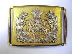 4th Hussars  original Officers Victorian Waist Belt Clasp. Militaire,  Uniformes Militaires, Uniformes 3a6ebe585b2