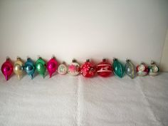1950s Vintage Assortment of 13 Glass by VintageFindsbySuzi on Etsy