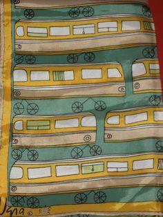 Vera. Yellow Buses