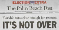 2000 Presidential Election Recount