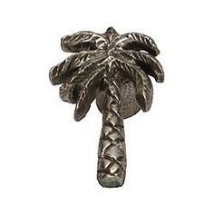 Premier Hardware Designs-Catalina Collection-Natural Pewter-Cabinet Knob