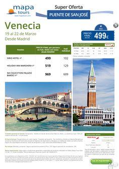 Venecia-Puente-San-Jose-MAD-**Precio final desde 499** ultimo minuto - http://zocotours.com/venecia-puente-san-jose-mad-precio-final-desde-499-ultimo-minuto-5/