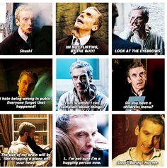 The Twelfth Doctor.