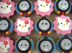 Cupcakes for Boys and Girls by ~Naera on deviantART - Thomas!