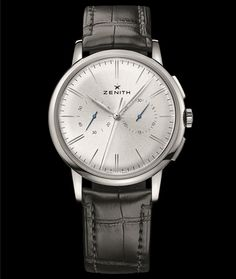 Cellini Jewelers Elite Chronograph Classic Stainless steel automatic