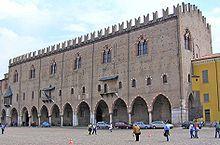 Palazzo Ducale (Mantua) – Wikipedia