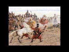 Ópusztaszer körkép 360' - YouTube Folk Music, Conan, Hungary, Traditional, History, Youtube, Painting, Art, Art Background