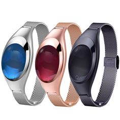 Women Z18 Smart Wristband Bracelet Waterproof With Blood Pressure Heart Rate Monitor Pedometer Fitness Tracker For Android IOS