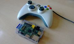 raspberry pi gaming console