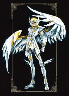 Zerochan anime image gallery for Sacred Saga, Saint Seiya. Art Anime, Manga Anime, Anime Comics, Sacred Saga, Saga Art, Knights Of The Zodiac, Animation, Manga Games, Anime Characters