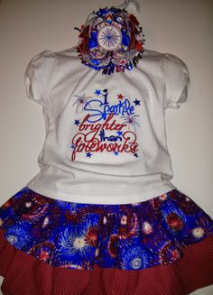 Hey, I found this really awesome Etsy listing at https://www.etsy.com/listing/191167018/fourth-4th-of-july-patriotic-skirt-and