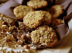Denny Chef Blog: Cookies noisette