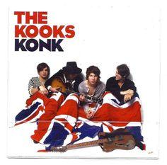 THE KOOKS * Konk Sticker *