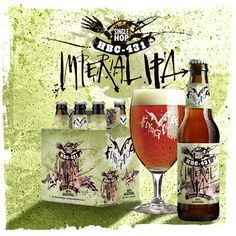 mybeerbuzz.com - Bringing Good Beers & Good People Together...: Flying Dog Releases Single Hop Imperial IPA With H...