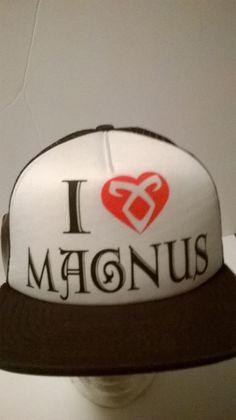 The Mortal Instruments Magnus Bane Hat Cap Snapback COMICS COSTUME COSPLAY #MortalInstruments #BaseballCap