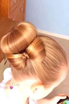 Αποτέλεσμα εικόνας για young girl wedding bun straight hair
