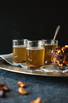 I've tried a few different buttered rum recipes from various authorities on the topic, but I find this recipe to be the best. The spices are well-balanced and Cocktail Drinks, Cocktail Recipes, Alcoholic Drinks, Beverages, Party Drinks, Rum Recipes, Recipies, Hot Buttered Rum, Winter Cocktails