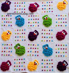 Crochet Pattern PDF Instant Digital Download by yarnlovertn, $5.00